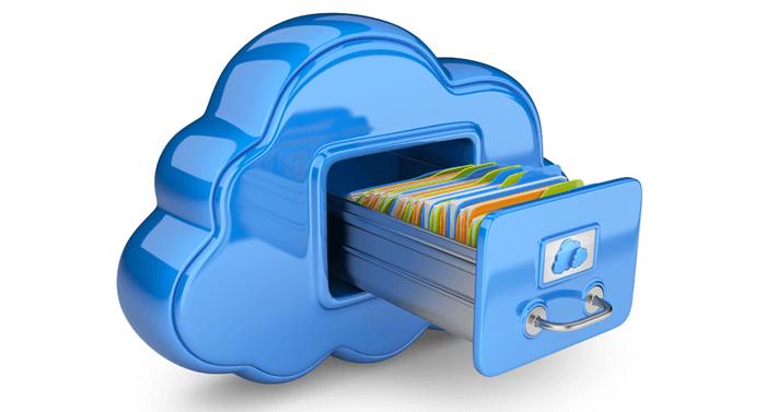 Data veilig in de cloud converted